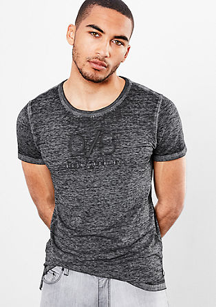 Aced Washed T-Shirt
