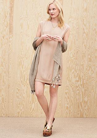 Ärmelloses Egg-Shape-Kleid