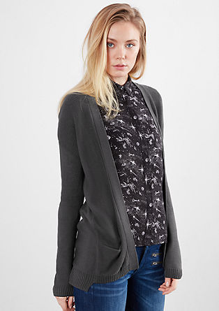 Airy long cardigan from s.Oliver