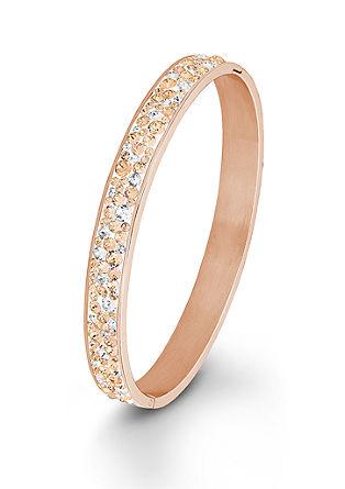 Armband met Swarovski-kristalletjes