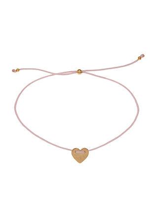 Armband mit Herz-Anhänger