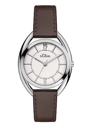 Armbanduhr mit außergewöhnlichem Gehäuse