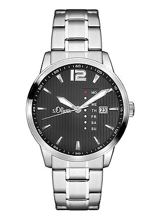 Armbanduhr mit Multifunktion