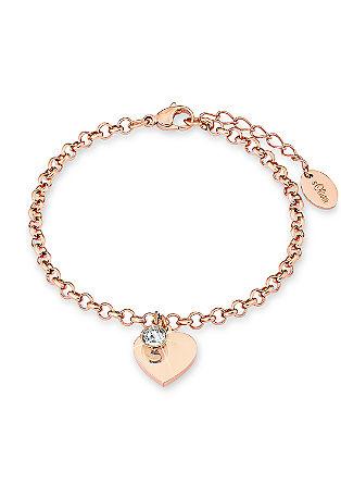 Armkette mit Herzanhänger