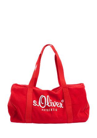 Barrel Bag z natisnjenim logotipom