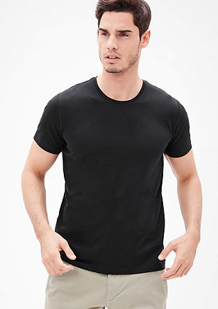 Basic jersey T-shirt from s.Oliver