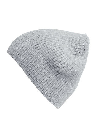 Beanie with a wool finish from s.Oliver