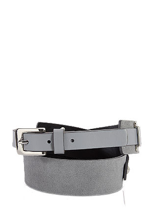 Beautifully designed leather belt from s.Oliver