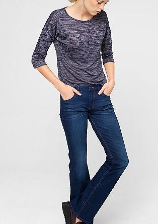 Bellbottom design: Flared jeans from s.Oliver