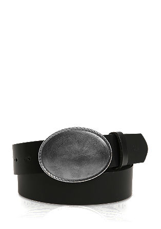 Belt in buffalo leather from s.Oliver