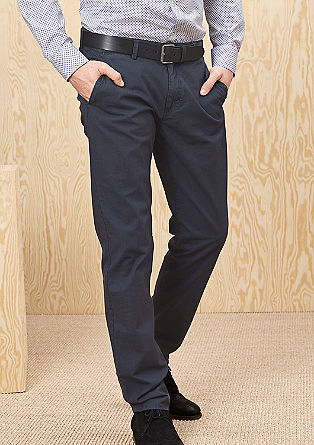 Benito Slim: slim fit chinos from s.Oliver
