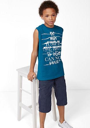 Benno: Bermuda hlače v slogu kargo