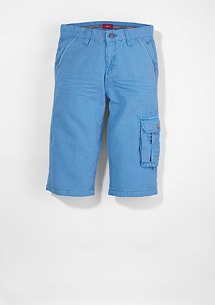 Benno: hlače s strukturo piqué