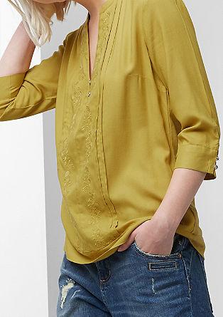 Besticktes Tunika-Shirt