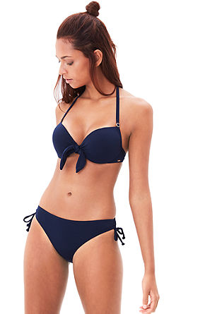Bikini bottoms with bows from s.Oliver