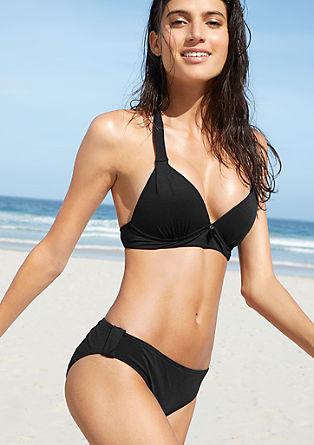 Bikini-Slip aus Jacquard