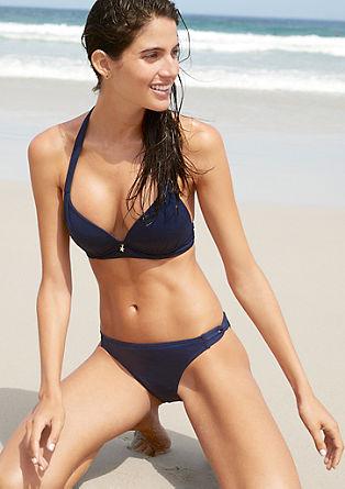 Bikini-Slip mit Schlaufen-Details