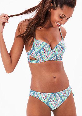 Bikini-Slip mit Schleife