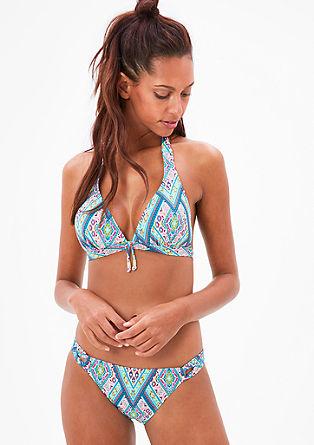 Bikinibroekje met geknoopte details