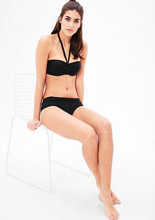 Bikinitop in bandeaumodel