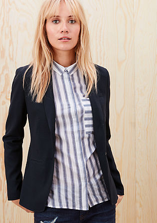 Blazer with decorative buttons from s.Oliver