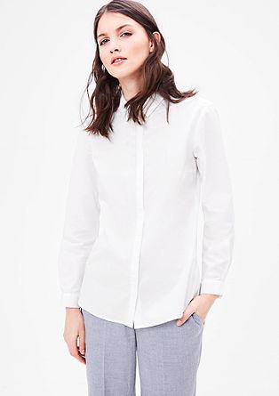 Bluza z vezenimi okrasnimi biseri