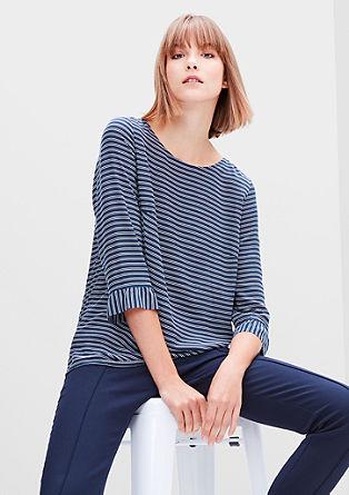 Bluzna majica iz viskoze