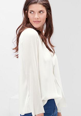 Bluzna majica večslojnega videza