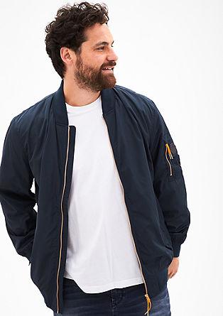 Bluzon z neonskimi kontrasti