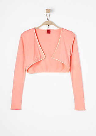 Bolero in bright neon from s.Oliver