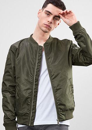 Bomber jakna s polnilom