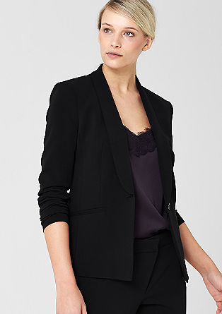 Boyfriend-style blazer from s.Oliver