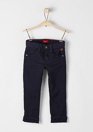 Brad: barvne raztegljive hlače