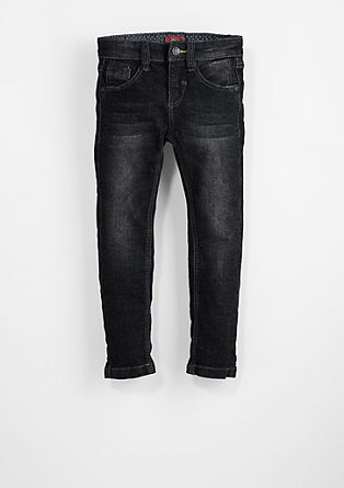 Brad: Coloured stretch jeans  from s.Oliver