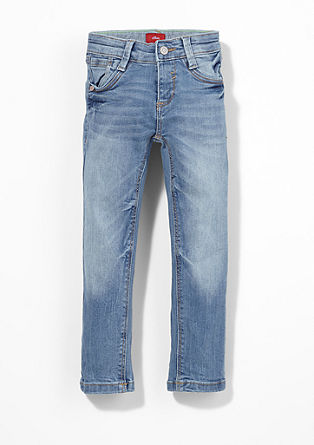Brad: Helle Stretch-Jeans