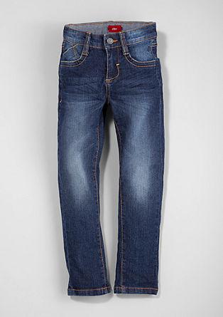 Brad: Raztegljive jeans hlače