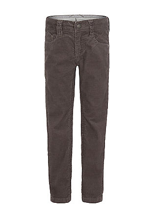 Brad: soft corduroy trousers from s.Oliver