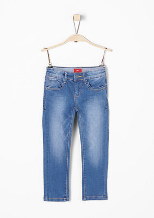 Brad: stretch jeans from s.Oliver