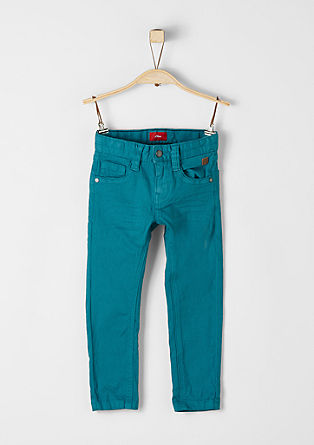 Brad: tonal stretch trousers from s.Oliver