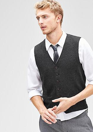 Brezrokavnik v videzu narobe obrnjenega oblačila