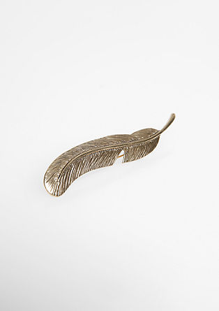 Broška v videzu peresa