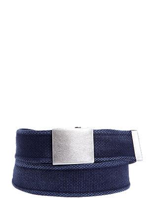 Canvas-Gürtel mit Koppelschloss