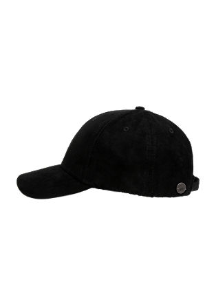 Cap in imitation suede from s.Oliver