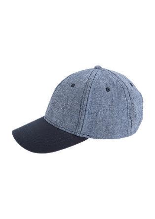 Cap mit Kork-Schild