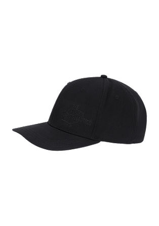Cap with a rubber-coated print from s.Oliver