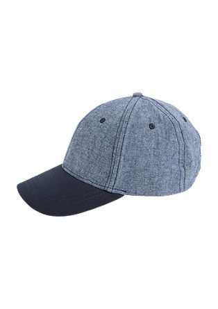 Cap with cork visor from s.Oliver