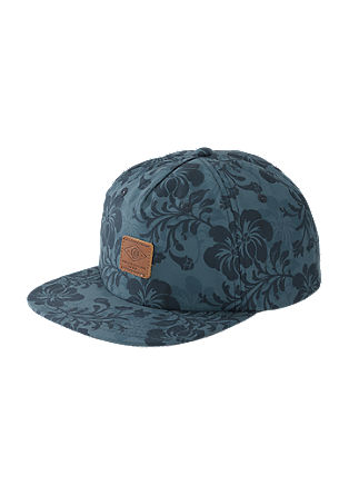 Cap with patterned print from s.Oliver