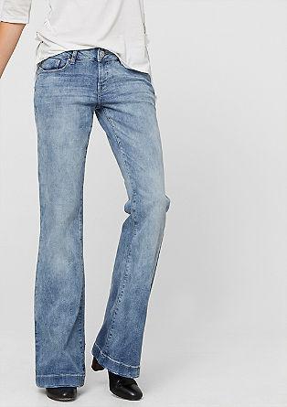 Catie Bell Bottom: jeans hlače na zvonec