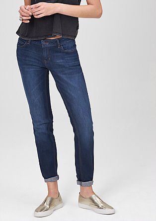 Catie Slim: slim fit vintage jeans from s.Oliver