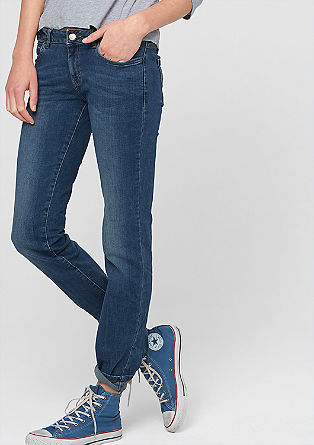 Catie Straight: stretch jeans from s.Oliver